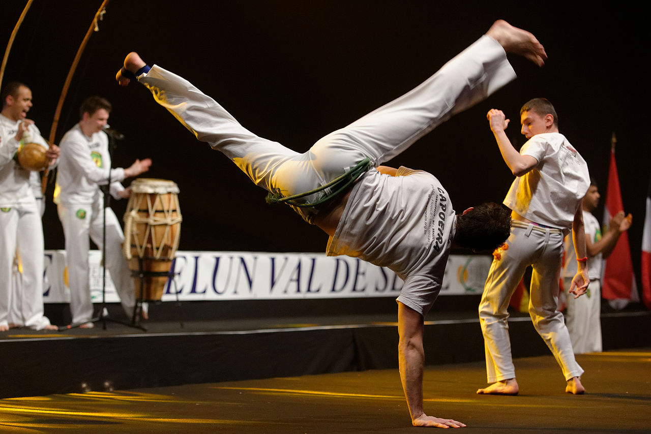 Interesting Facts about Capoeira